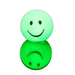 Smiley licht klein groen liefde cadeau ideeen happie products - Koffiebar decoratie ...