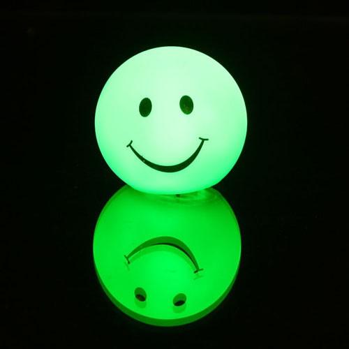 Smiley licht grote groen happie products - Koffiebar decoratie ...